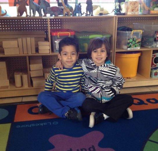 Joyland Preschool - Friends